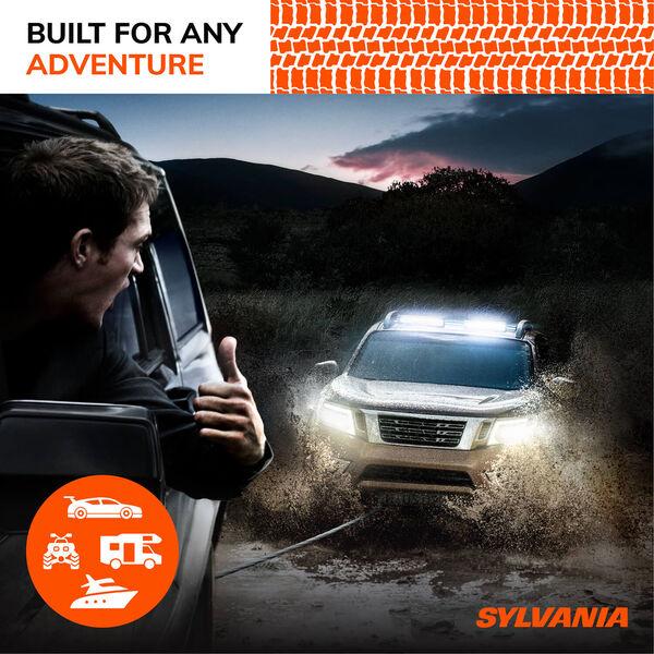 SYLVANIA Ultra 10 Inch LED Light Bar - Spot, , hi-res