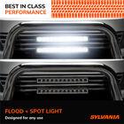 SYLVANIA Slim 12 Inch LED Light Bar - Combo, , hi-res
