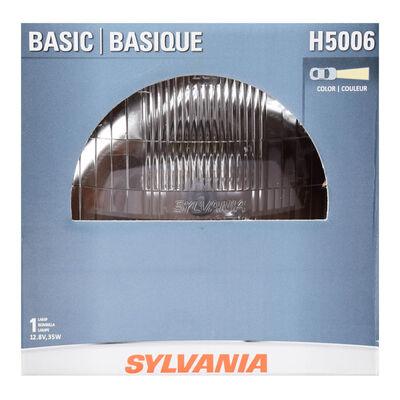 SYLVANIA H5006 Basic Sealed Beam Headlight, 1 Pack