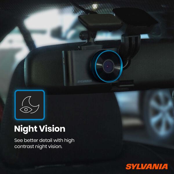 SYLVANIA Roadsight Plus Dash Camera, , hi-res
