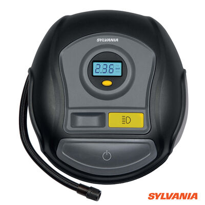 SYLVANIA PLUS Portable Tire Inflator