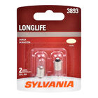 SYLVANIA 3893 Long Life Mini Bulb, 2 Pack, , hi-res
