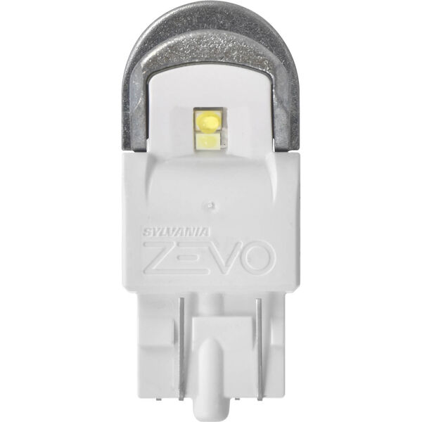 SYLVANIA 7443 WHITE ZEVO LED Mini, 2 Pack, , hi-res