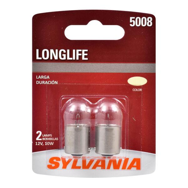 SYLVANIA 5008 Long Life Mini Bulb, 2 Pack, , hi-res