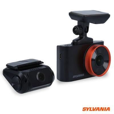SYLVANIA Roadsight Dash Camera Pro + Rear Bundle