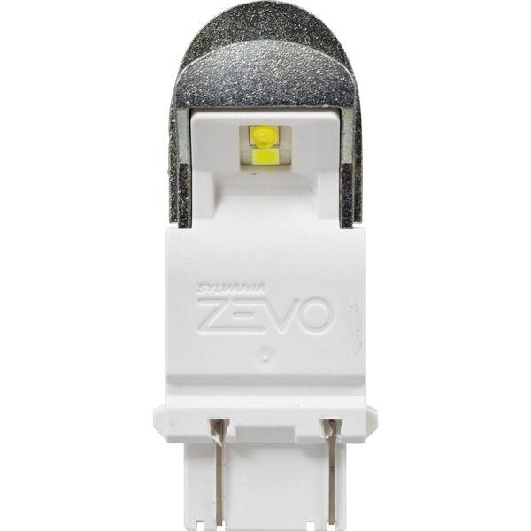 SYLVANIA 3157 WHITE ZEVO LED Mini, 2 Pack, , hi-res