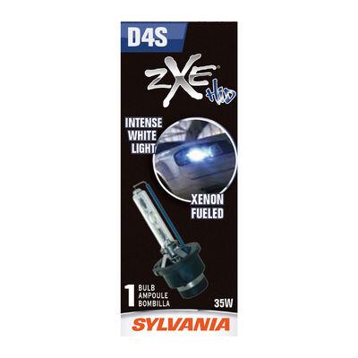 SYLVANIA D4S SilverStar zXe HID Headlight Bulb, 1 Pack