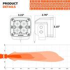 SYLVANIA Ultra 3 Inch LED Pod Cube - Spot, , hi-res
