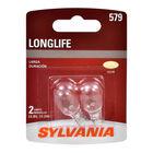 SYLVANIA 579 Long Life Mini Bulb, 2 Pack, , hi-res