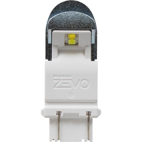 SYLVANIA 3057 WHITE ZEVO LED Mini, 2 Pack, , hi-res