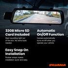 SYLVANIA Roadsight Mirror Dash Camera, , hi-res