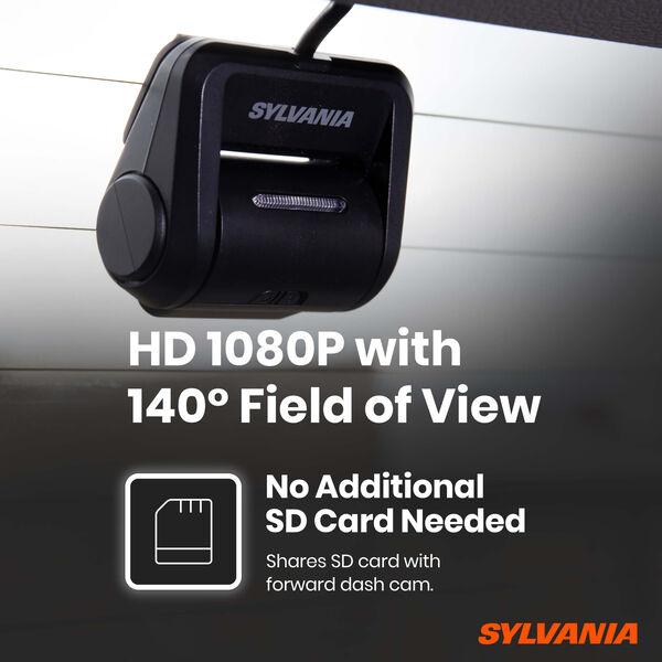 SYLVANIA Roadsight Rear/Cabin Add-on Camera, , hi-res