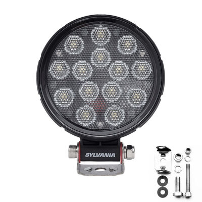 SYLVANIA Rugged 4 Inch LED Pod Round - FLood