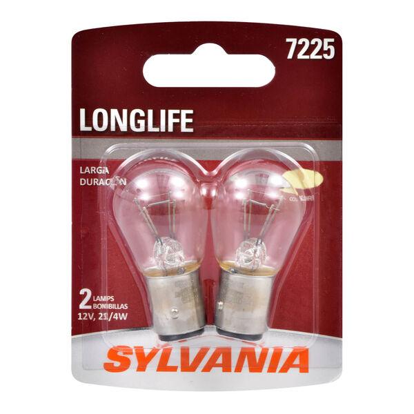 SYLVANIA 7225 Long Life Mini Bulb, 2 Pack, , hi-res