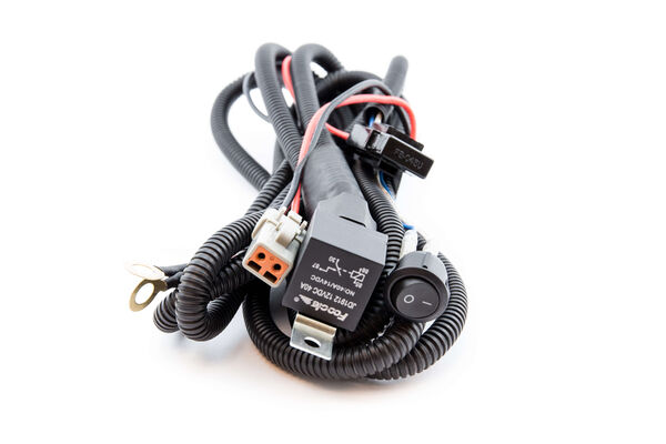 SYLVANIA Deutsch 2 Output LED Wiring Harness, , hi-res