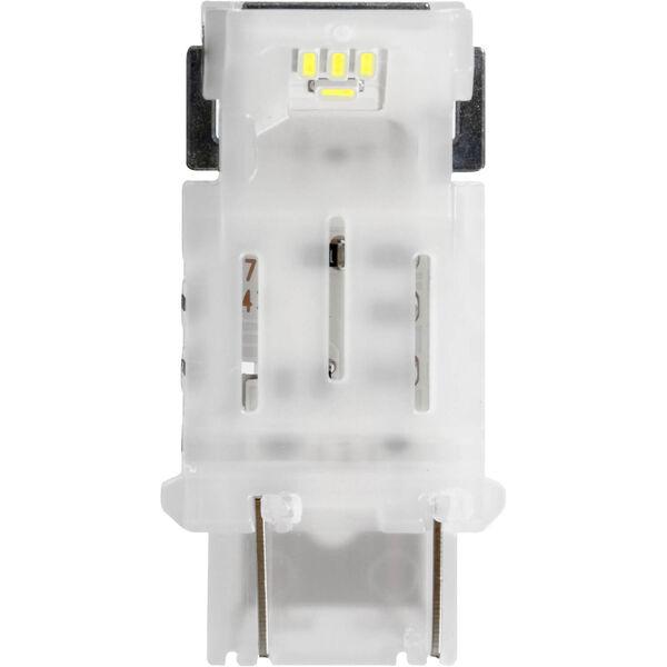 SYLVANIA 3057 WHITE SYL LED Mini Bulb, 2 Pack, , hi-res