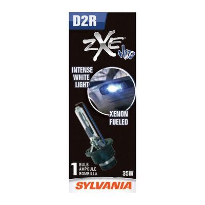 SYLVANIA D2R SilverStar zXe HID Headlight Bulb, 1 Pack