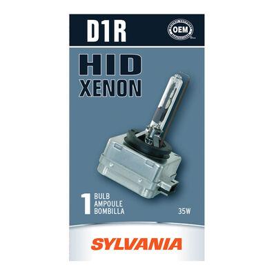SYLVANIA D1R Basic HID Headlight Bulb, 1 Pack
