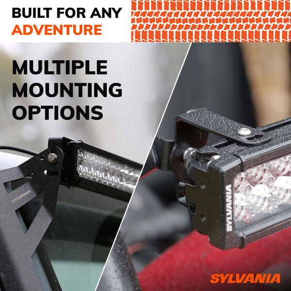 SYLVANIA Ultra 50 Inch LED Light Bar - Combo, , hi-res