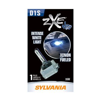 SYLVANIA D1S SilverStar zXe HID Headlight Bulbs, 1 Pack