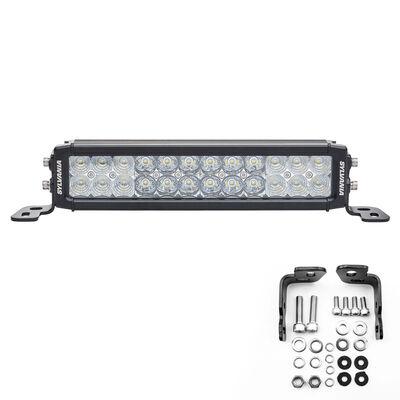 SYLVANIA Ultra 10 Inch LED Light Bar - Combo