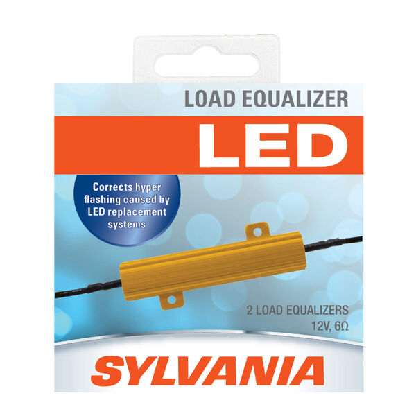 SYLVANIA LED Load Resistor, 2 Pack, , hi-res