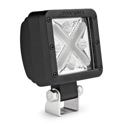 SYLVANIA Dual Mode 3 Inch LED Pod Cube - Flood